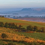 Autumn brings a healthy glow to the Lincolnshire countryside