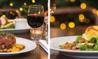 Win a three course meal for four!