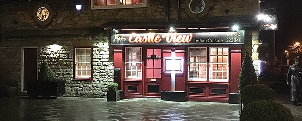 A Table For Two: Castle View Indian Restaurant