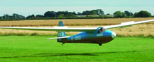 Soaring flight – A bird's eye view of Lincolnshire