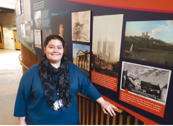 Volunteer at Lincolnshire's Heritage Service