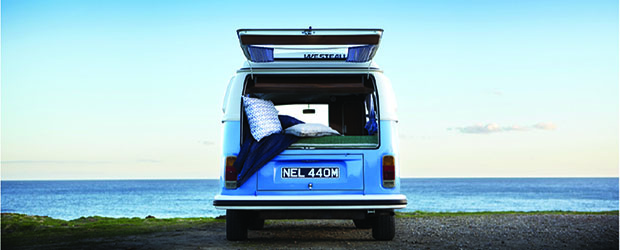 Motorhome staycations on the rise