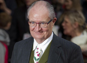 Jim Broadbent, Wickenby's most famous son