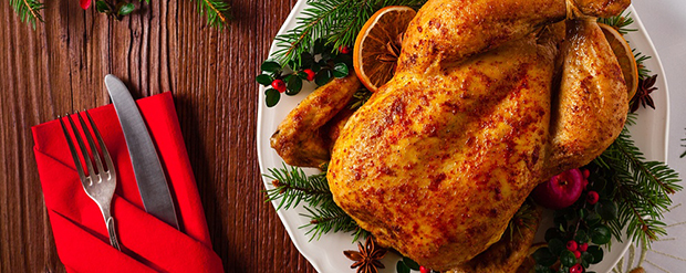 Win a Christmas meat hamper worth £50!