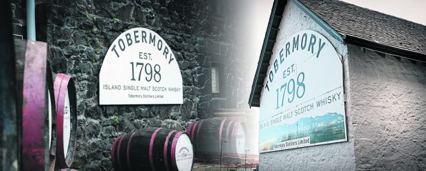 whisky distilleries -whisky month