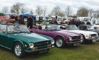 County Wheels, the first big classic vehicle meet of the year