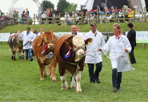 Win Lincolnshire Show tickets!